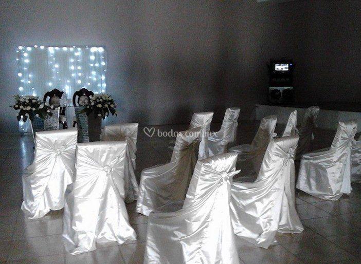 Montage boda civil