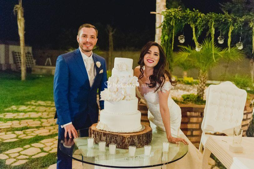 Todo listo para su boda ideal