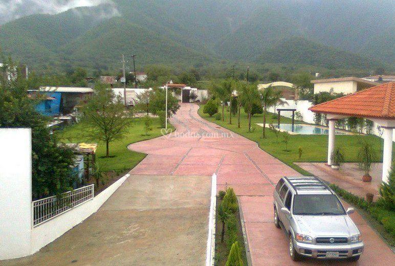 Vista de la Quinta