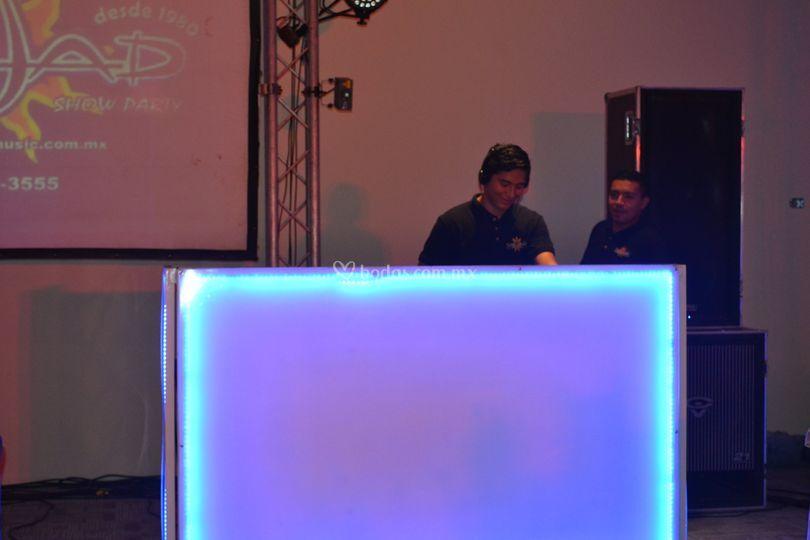 Audio y iluminacion