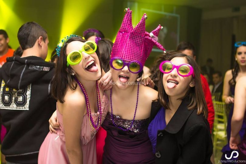 En la party