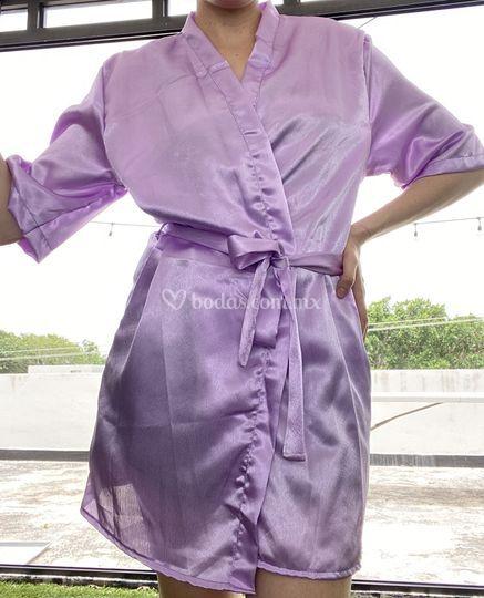 Bata color lila