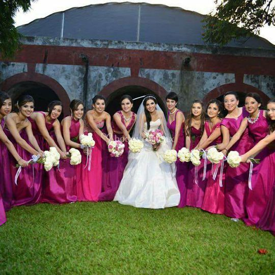 Vestidos para dama de honor en xalapa