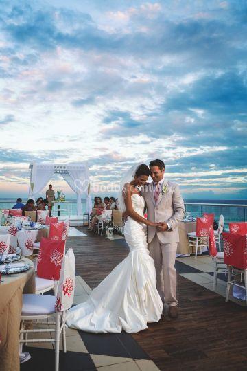 Locación: Sky Wedding