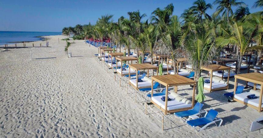 Locación playa