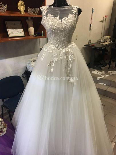 Delantero novia