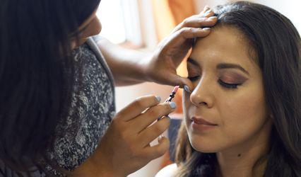 Maj Ovando Makeup 1