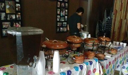 Banquetes Zoe's 1