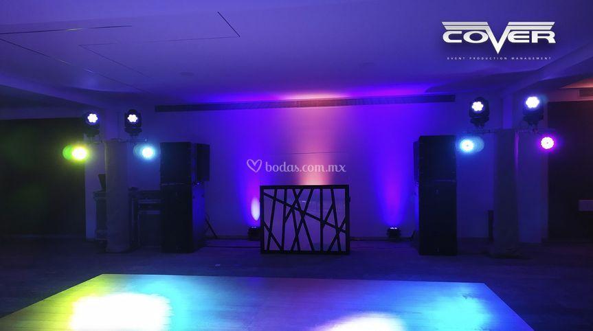 DJ servicios