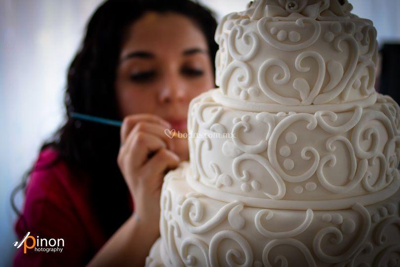 Creando pasteles