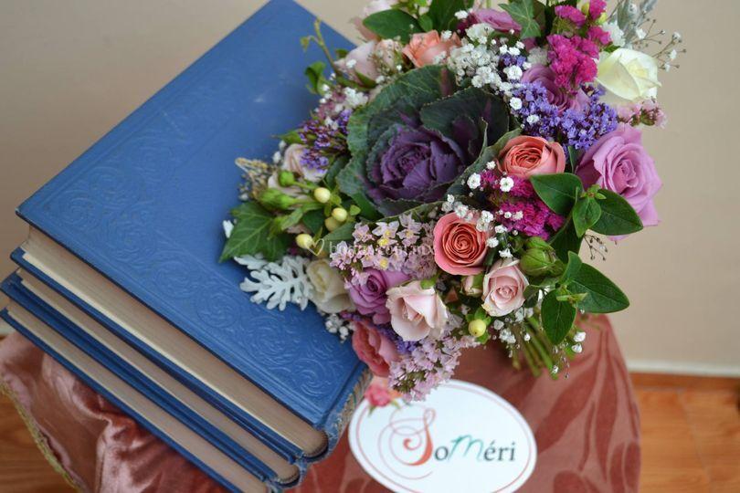Bouquets novias y damas