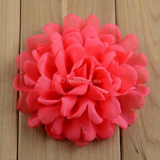 Flores en cualquier material