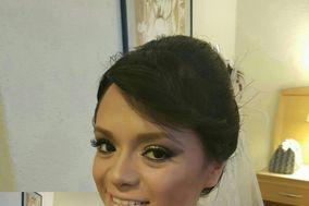 Raquel Salmerón Maquillista Profesional
