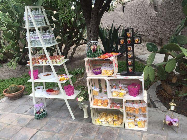 Sheiras Candy Bar