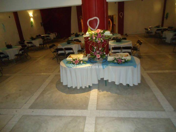 Salón Social JR Eventos