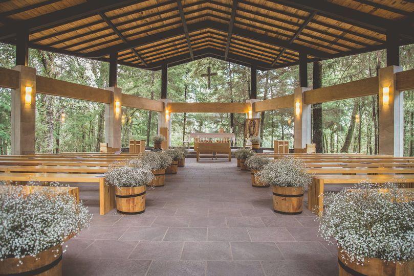 Rincón del Bosque Casa de Eventos