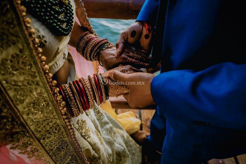 Bridal decoration