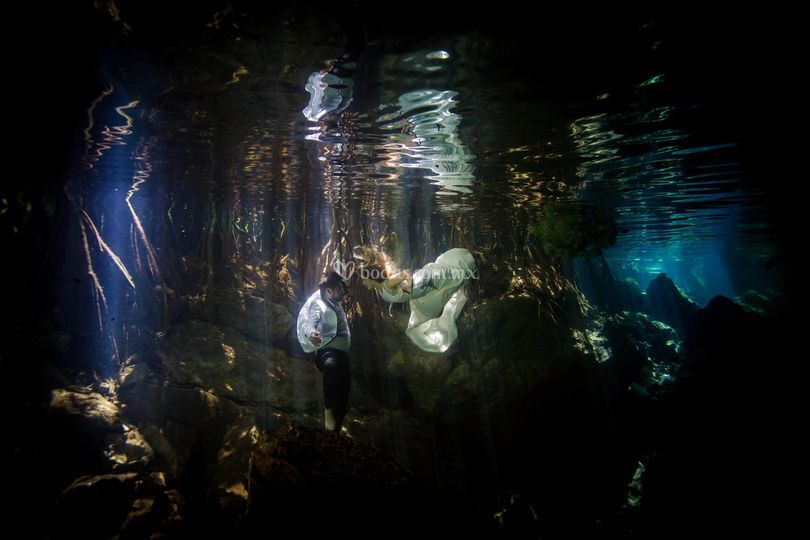 TTD subacuático