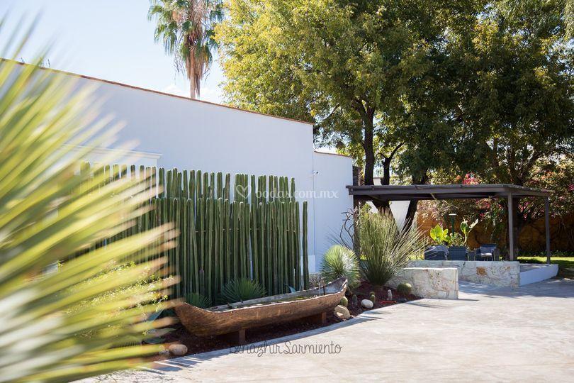 Jardín del Cayuco