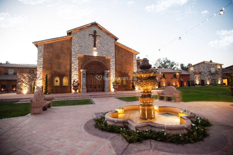 Iglesia de villa toscana eventos foto 8 for Villas toscana