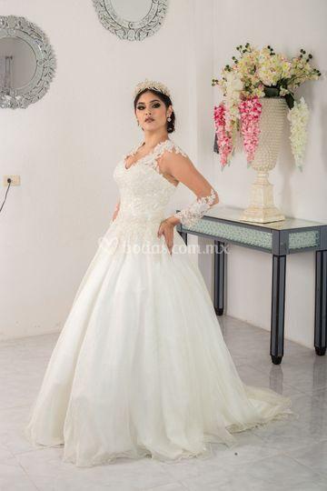 Sesion vestido de novia