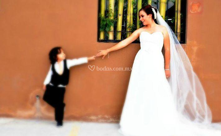 La novia y el  sobrino