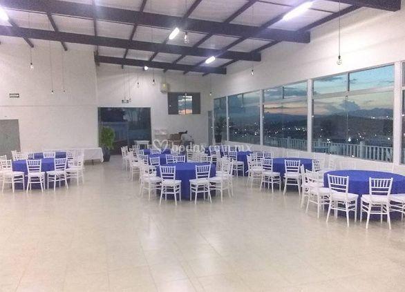 Salón Terraza Sur