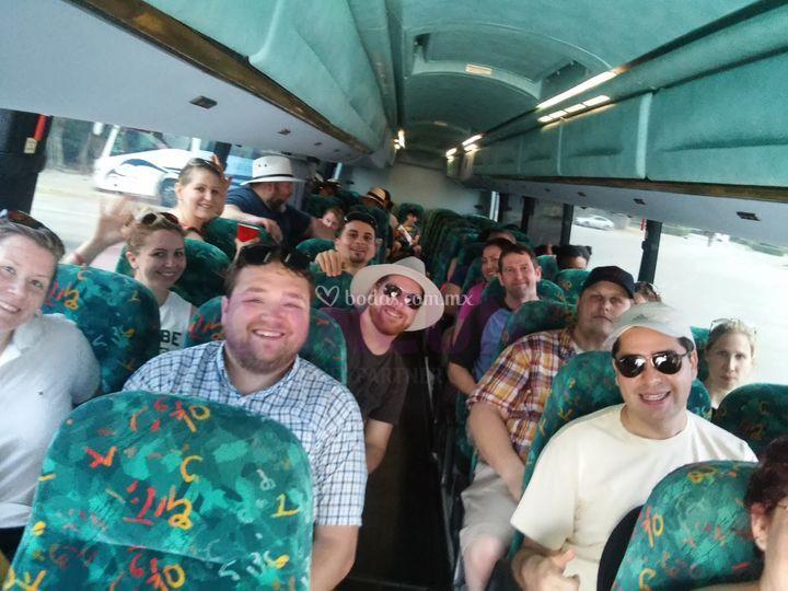 Autobus de 60 plazas