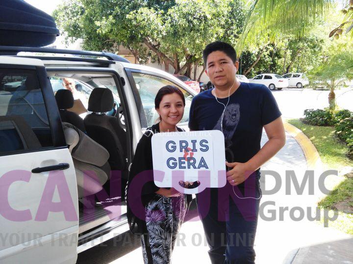 Grisel y Gerardo