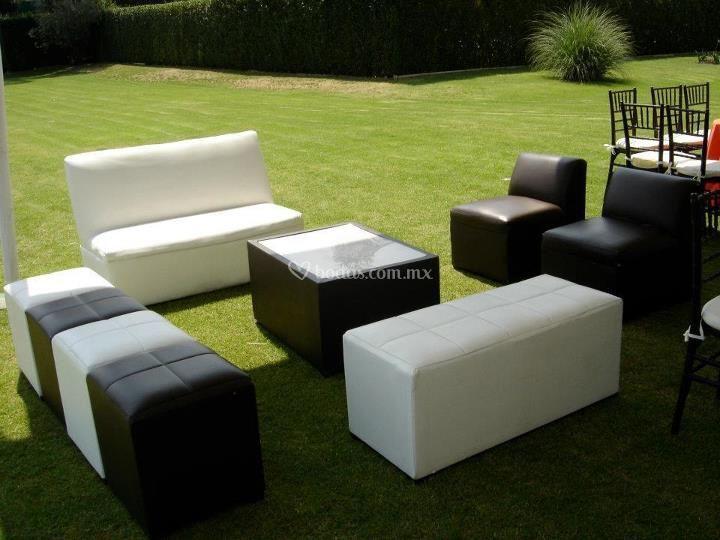 Lounge jardin
