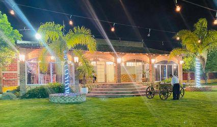 Jardín Quinta Palma