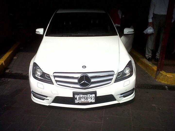 Mercedes Benz C200 2014