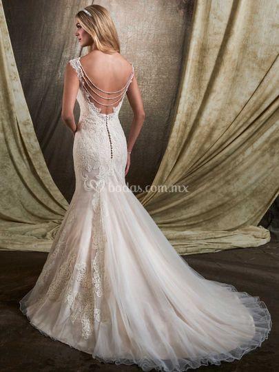 Una hermosa espalda