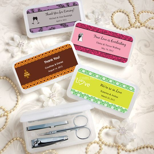 Set de manicure personalizado