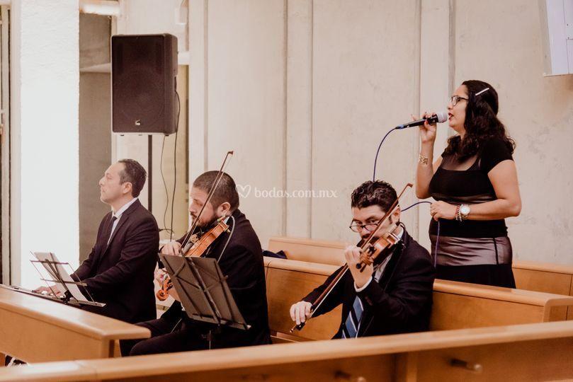 Coro para iglesia