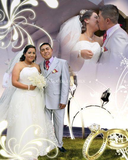 Nora y mario