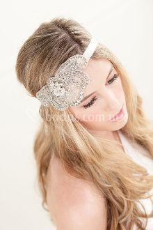 Headband con pedrería
