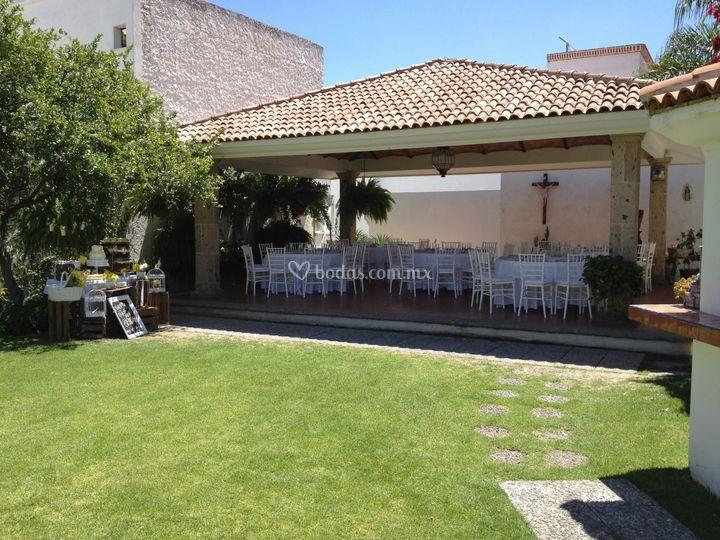 Jard n la terraza for Jardines urbanos en terrazas
