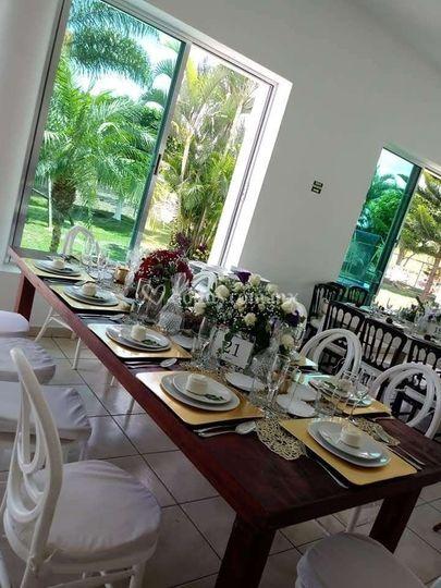 Banquetes Don Porfirio