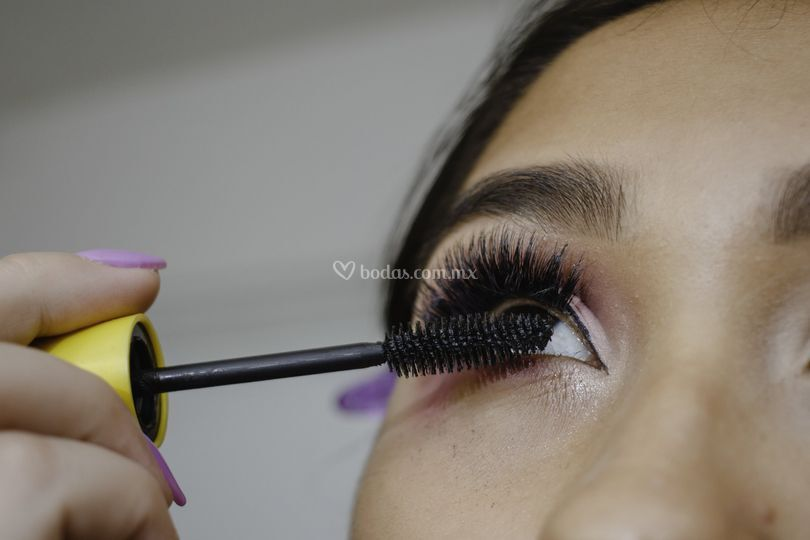 Makeup lashes