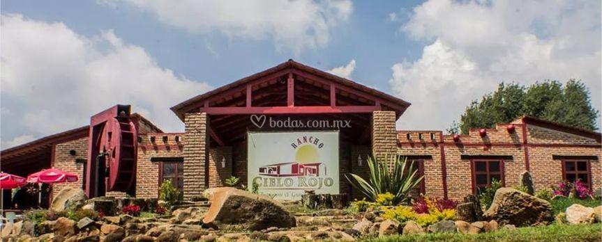 Restaurante & Granja Educativa Cielo Rojo