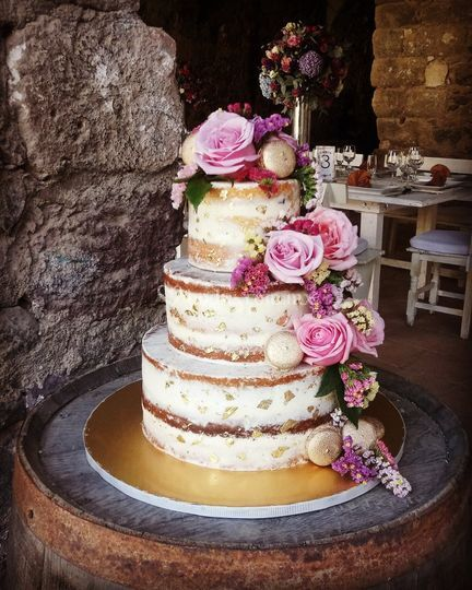 Naked Cake, Santa Maria Regla