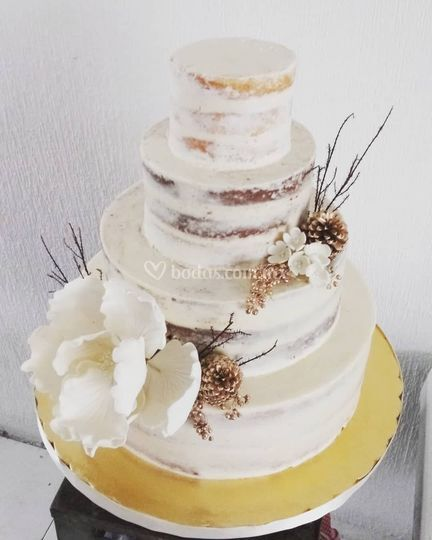 Naked Cake, Salón Imperial