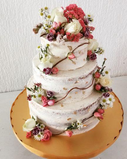 Naked Cake, El Socavón