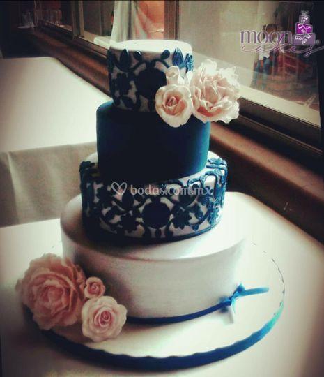 Pasteles Moon-Cakes
