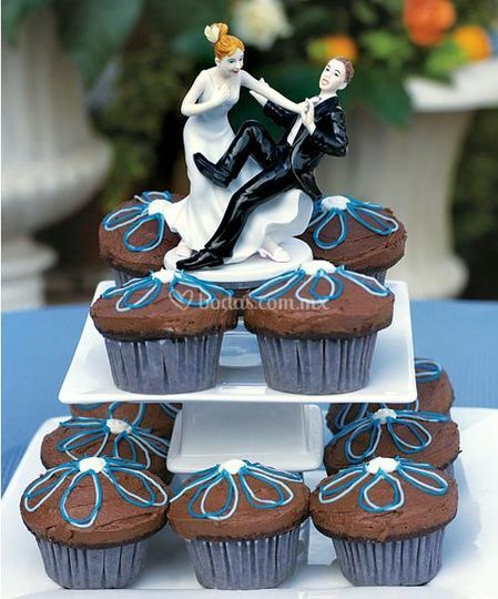 Figuras para pastel compromiso