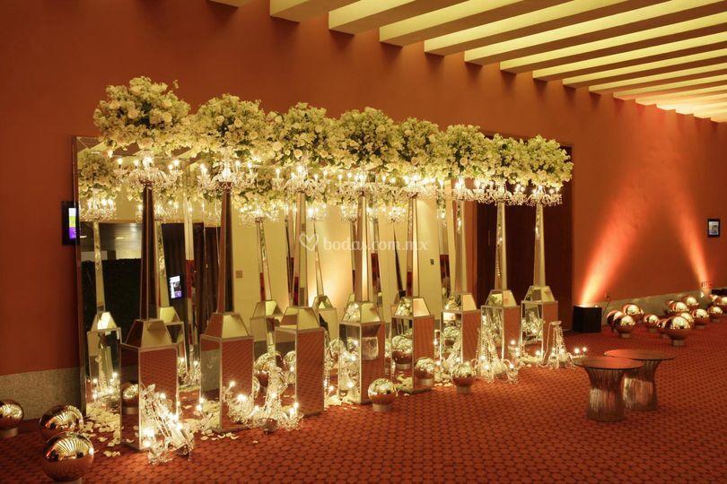 Foyer Gran Salón Camino Real