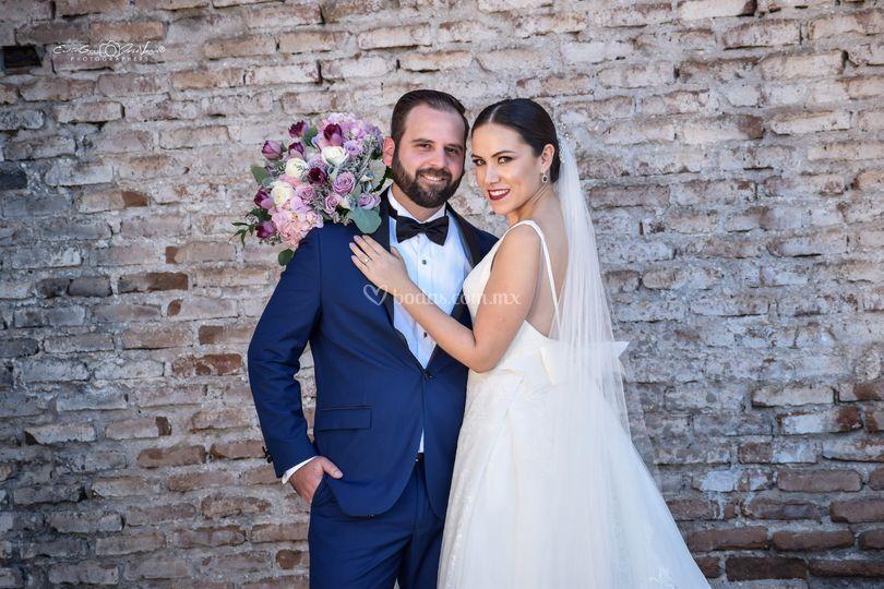 Edith Gozz + José Vega
