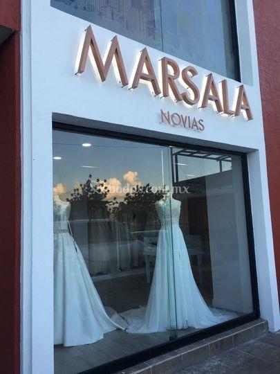 Marsala Novias