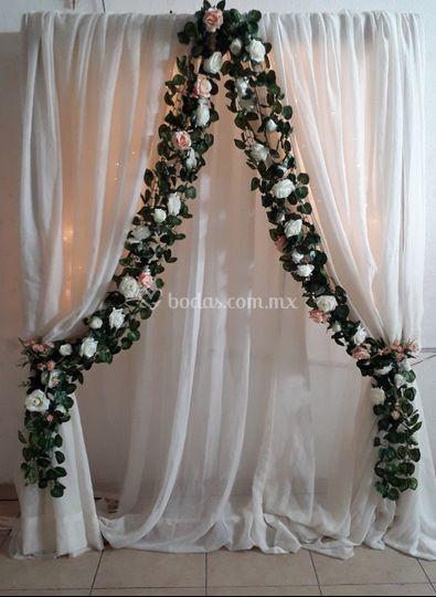 Back para boda mod. España